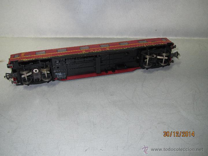 Trenes Escala: Coche Cama Express de la DSG en Escala *H0* de FLEISCHMANN - Foto 4 - 47015847