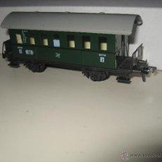 Trenes Escala: VAGÓN FLEISCHMANN H0. Lote 47747946