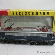 Trenes Escala: FLEISCHMANN REF: 1347 - LOCOMOTORA ELÉCTRICA CORRIENTE CONTINUA DE LA DB - ESCALA H0. Lote 183170271