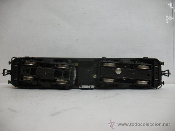 Trenes Escala: Fleischmann Ref: 1347 - Locomotora eléctrica corriente continua de la DB - Escala H0 - Foto 3 - 183170271