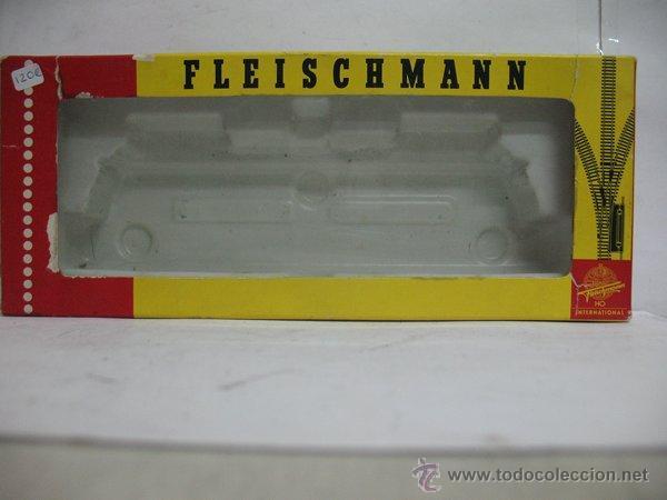 Trenes Escala: Fleischmann Ref: 1347 - Locomotora eléctrica corriente continua de la DB - Escala H0 - Foto 5 - 183170271