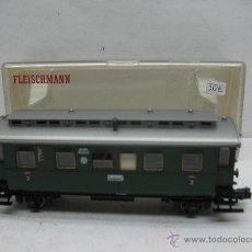 Trenes Escala: FLEISCHMANN REF: 5069 - COCHE DE PASAJEROS 3 ANSBACH - ESCALA H0. Lote 50230056