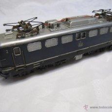 Trenes Escala: FLEISCHMANN H0 - LOCOMOTORA ELECTRICA - DB E 10134. Lote 51470483