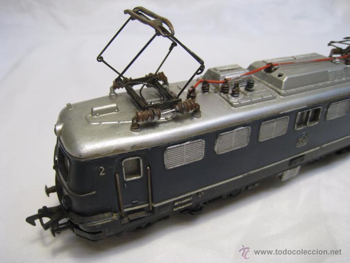 Trenes Escala: FLEISCHMANN H0 - LOCOMOTORA ELECTRICA - DB E 10134 - Foto 2 - 51470483
