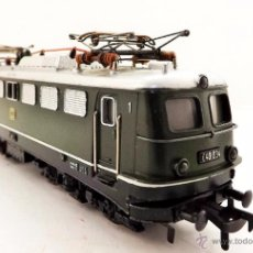 Trenes Escala: FLEISCHMANN LOCOMOTORA E-40034 DB. Lote 112306675