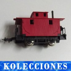 Trenes Escala: VAGÓN FLEISCHMANN ESCALA H0 MERCANCÍAS. Lote 53291407