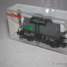Trenes Escala: ANTIGUO A ESTRENAR VAGÓN BP DE FLEISCHMANN.. Lote 54475191