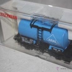 Trenes Escala: ANTIGUO A ESTRENAR VAGON ARAL DE FLEISCHMANN. Lote 54475229