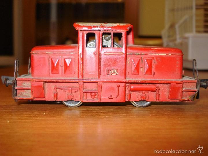 Trenes Escala: LOCOMOTORA DIESEL - Foto 2 - 56270914