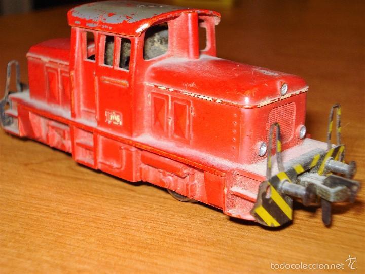 Trenes Escala: LOCOMOTORA DIESEL - Foto 3 - 56270914