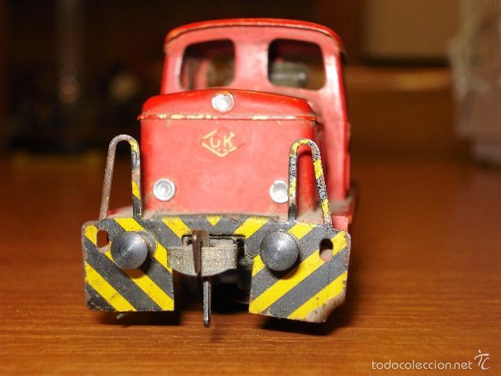 Trenes Escala: LOCOMOTORA DIESEL - Foto 4 - 56270914