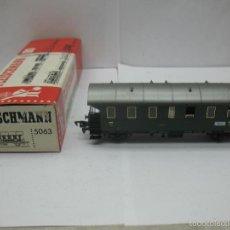 Trenes Escala: FLEISCHMANN REF: 5063 - COCHE DE PASAJEROS DE LA SNCF - ESCALA H0. Lote 57590529
