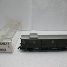 Trenes Escala: FLEISCHMANN REF: 5070 K - FURGÓN 114 322 - ESCALA H0. Lote 57798492