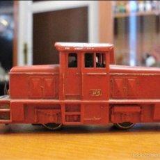 Trenes Escala: LOCOMOTORA DIESEL. Lote 56270914