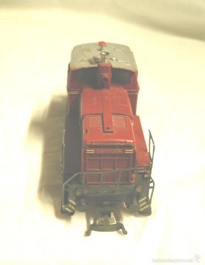 Trenes Escala: Locomotora diesel fleischmann V60 1009 de la DB - Foto 2 - 58645627
