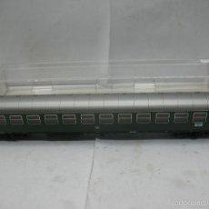 Trenes Escala: FLEISCHMANN - REF: 5607 K - COCHE DE PASAJEROS DE LA DB - ESCALA H0. Lote 60340711