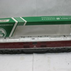 Trenes Escala: SACHSEN REF: 14328 - LOCOMOTORA DIESEL DE LA DB 232 007-8 CORRIENTE ALTERNA - ESCALA H0. Lote 60842655