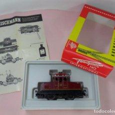 Trenes Escala: FLEISCHMANN H0 - LOCOMOTORA DB 169 003-1 - FUNCIONA - CAJA ORIGINAL. Lote 61735900