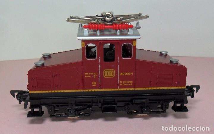 Trenes Escala: FLEISCHMANN H0 - Locomotora DB 169 003-1 - Funciona - Caja original - Foto 2 - 61735900