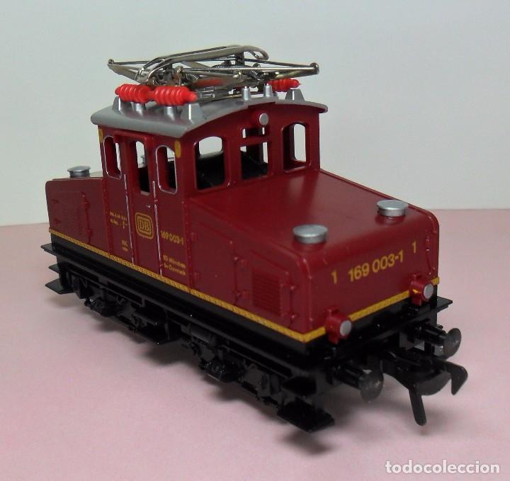 Trenes Escala: FLEISCHMANN H0 - Locomotora DB 169 003-1 - Funciona - Caja original - Foto 4 - 61735900