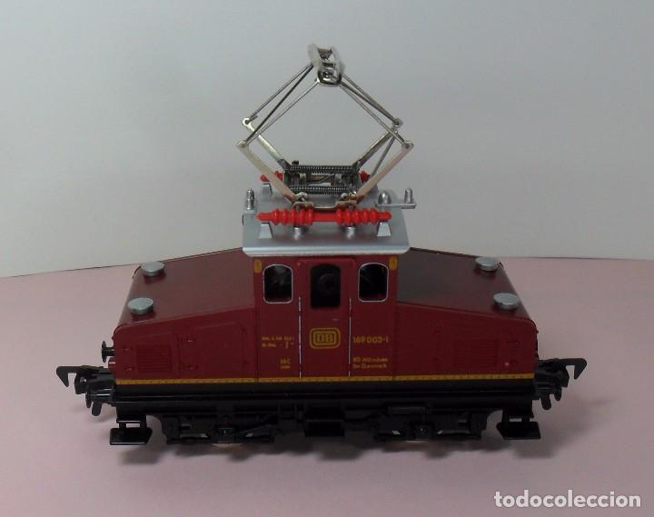 Trenes Escala: FLEISCHMANN H0 - Locomotora DB 169 003-1 - Funciona - Caja original - Foto 7 - 61735900