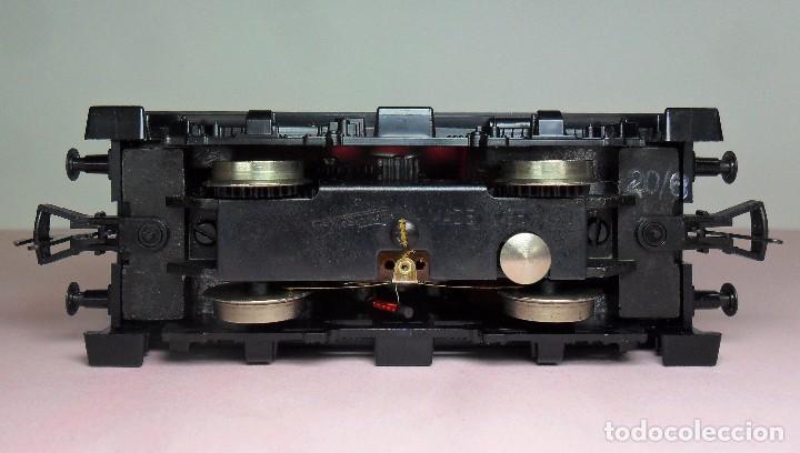 Trenes Escala: FLEISCHMANN H0 - Locomotora DB 169 003-1 - Funciona - Caja original - Foto 9 - 61735900