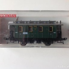 Trenes Escala: VAGÓN PASAJEROS FLEISCHMANN. Lote 65684410