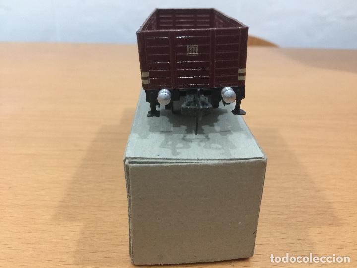 Trenes Escala: FLEISCHMANN ESCALA H0 VAGOR MERCANCIAS AÑOS 50 - Foto 4 - 65799530