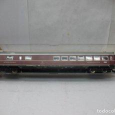 Trenes Escala: FLEISCHMANN REF: 5105 - COCHE DE PASAJEROS SPEISEWAGEN DE LA DB - ESCALA H0. Lote 66311030