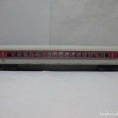 Trenes Escala: FLEISCHMANN REF: 5185 - COCHE DE PASAJEROS 1 DE LA DB ROSA- ESCALA H0. Lote 66325622
