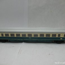 Trenes Escala: FLEISCHMANN REF: 5194 - COCHE DE PASAJEROS 2 DE LA DB - ESCALA H0. Lote 66580930