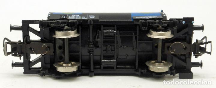 Trenes Escala: Vagón cisterna H0 Fleischmann Roco - Foto 3 - 67132917