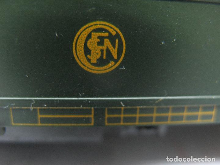 Trenes Escala: FLEISCHMANN - Coche de pasajeros de la SNCF Regleur SAB QA - Escala H0 - Foto 7 - 68200853