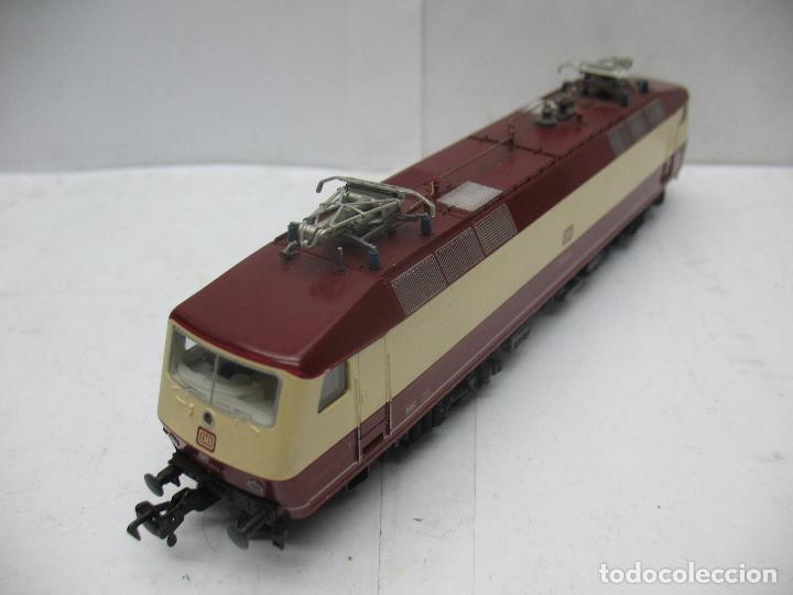Trenes Escala: FLEISCHMANN - Locomotora eléctrica de corriente continua de la DB 120 002-1 - Escala H0 - Foto 4 - 68648013