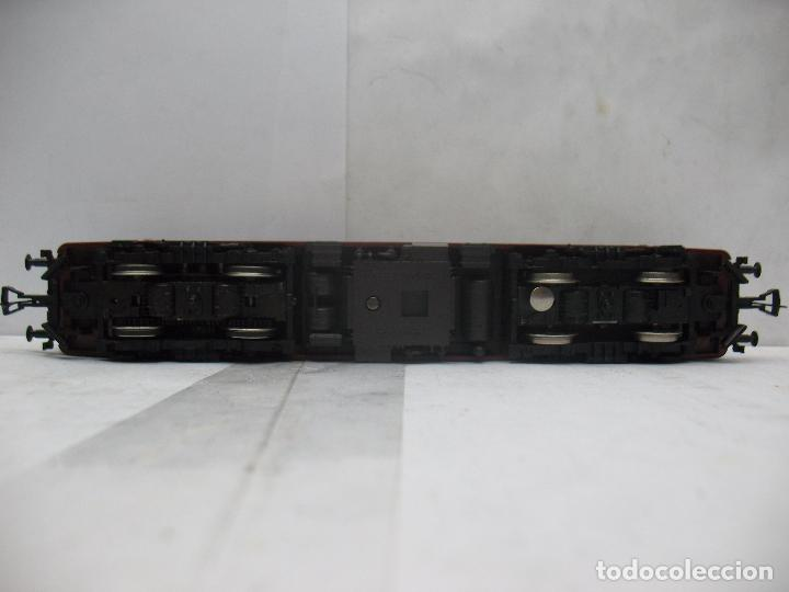 Trenes Escala: FLEISCHMANN - Locomotora eléctrica de corriente continua de la DB 120 002-1 - Escala H0 - Foto 5 - 68648013