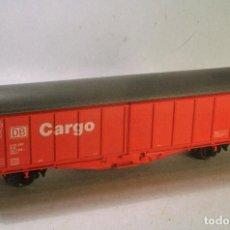 Trenes Escala: FLEISCHMANN H0 #5372. VAGÓN CERRADO CARGO DE LA DB. Lote 69772185