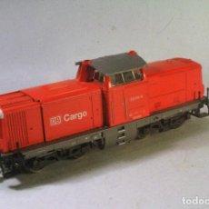 Trenes Escala: FLEISCHMANN H0.LOCOMOTORA DIESEL DB CARGO 212-311-5.. Lote 69849205