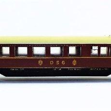 Trenes Escala: FLEISCHMANN COCHE RESTAURANTE DSG. Lote 74956195