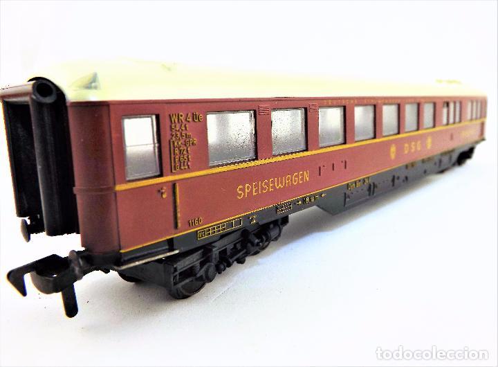 Trenes Escala: Fleischmann coche restaurante DSG - Foto 2 - 74956195