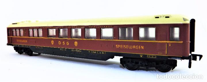 Trenes Escala: Fleischmann coche restaurante DSG - Foto 3 - 74956195
