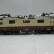 Trenes Escala: FLEISCHMANN - LOCOMOTORA ELÉCTRICA DE LA SBB FFS 11156 CORRIENTE ALTERNA - ESCALA H0. Lote 79017605