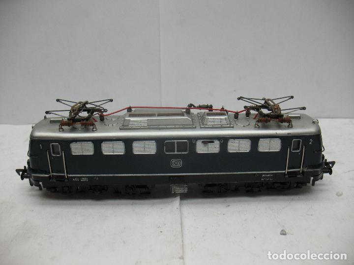 FLEISCHMANN - LOCOMOTORA ELÉCTRICA DE LA DB E 10 134 CORRIENTE CONTINUA - ESCALA H0 (Juguetes - Trenes Escala H0 - Fleischmann H0)