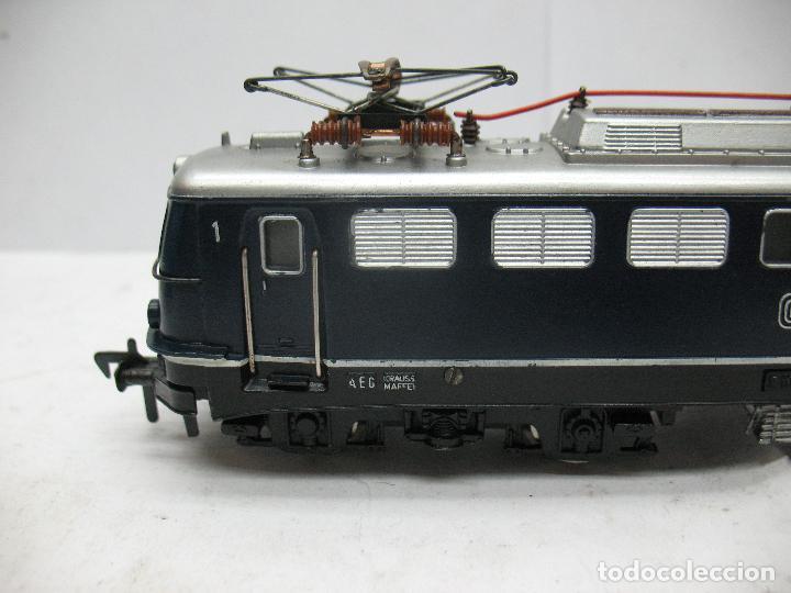 Trenes Escala: Fleischmann - Locomotora eléctrica de la DB E 10 134 corriente continua - Escala H0 - Foto 2 - 84692492