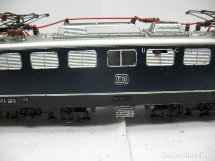 Trenes Escala: Fleischmann - Locomotora eléctrica de la DB E 10 134 corriente continua - Escala H0 - Foto 3 - 84692492