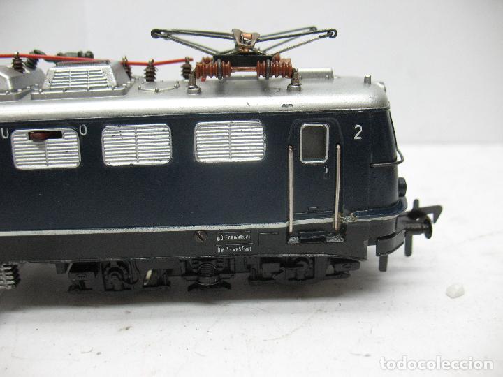 Trenes Escala: Fleischmann - Locomotora eléctrica de la DB E 10 134 corriente continua - Escala H0 - Foto 4 - 84692492