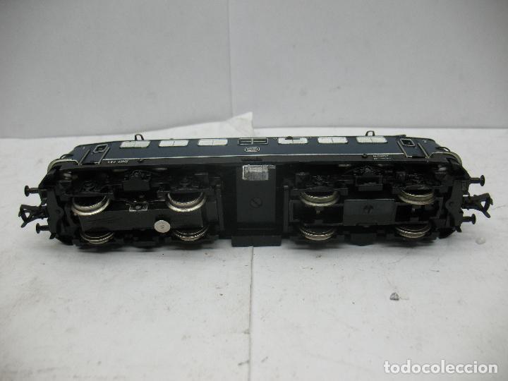 Trenes Escala: Fleischmann - Locomotora eléctrica de la DB E 10 134 corriente continua - Escala H0 - Foto 7 - 84692492