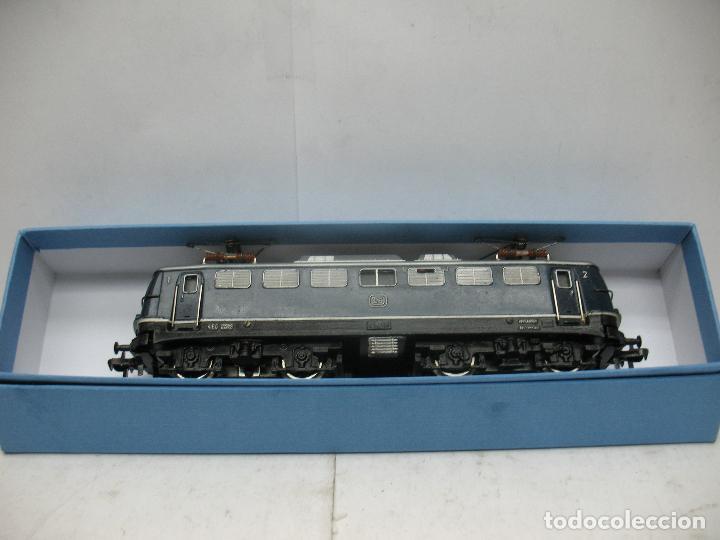 Trenes Escala: Fleischmann - Locomotora eléctrica de la DB E 10 134 corriente continua - Escala H0 - Foto 8 - 84692492