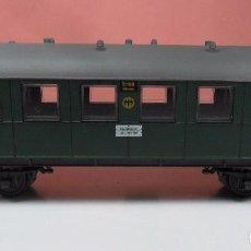 Trenes Escala: FLEISCHMANN H0 - VAGÓN DE PASAJEROS DE 3ª CLASE. Lote 92210610