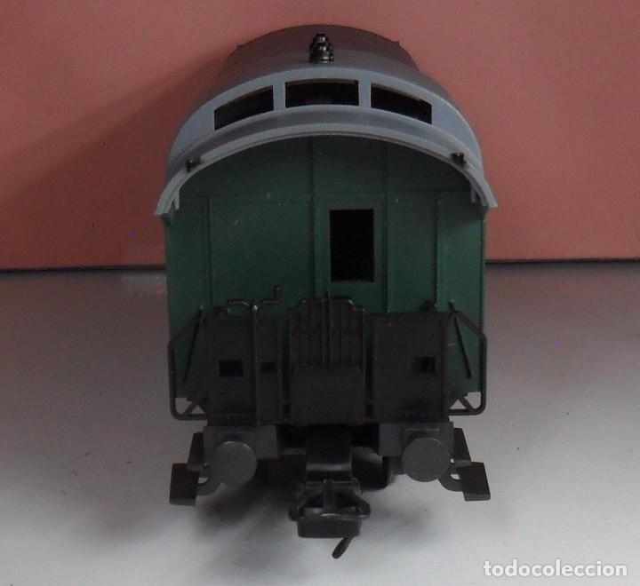 Trenes Escala: FLEISCHMANN H0 - Vagón de equipajes - Foto 2 - 92211690