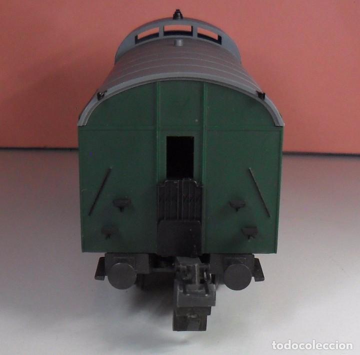 Trenes Escala: FLEISCHMANN H0 - Vagón de equipajes - Foto 4 - 92211690